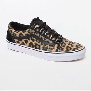 Vans Old Skool, Leopard/Black DeadStock, Men's 11